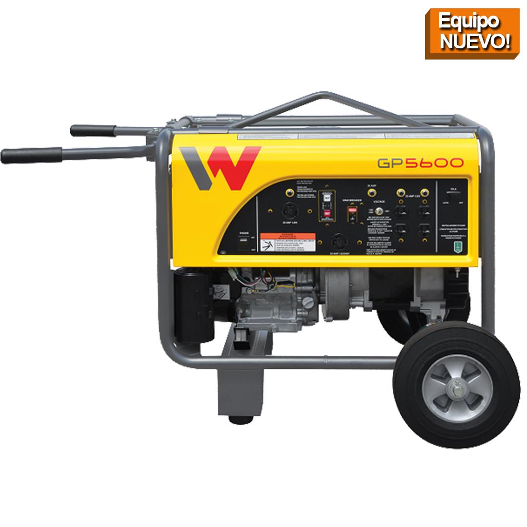 Wacker Neuson Punta Cana Generador portatil GP5600