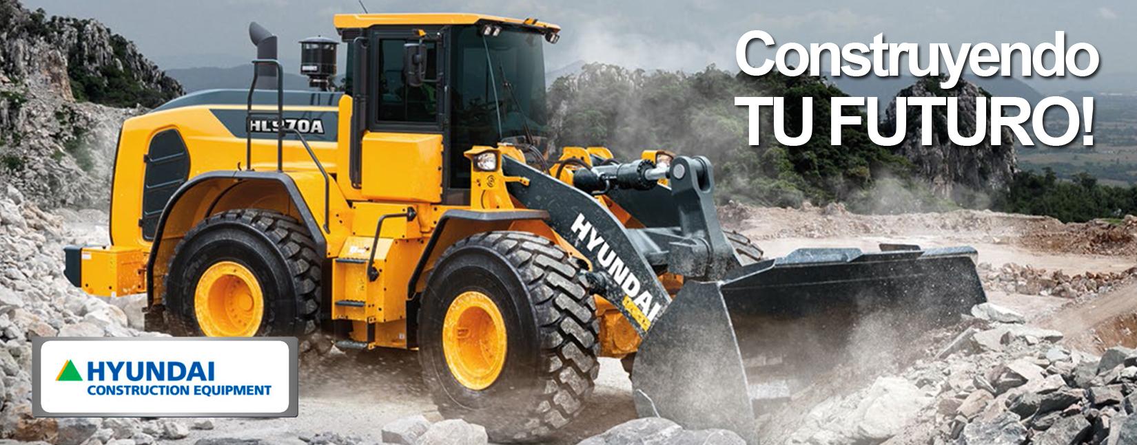 HYUNDAI FORKLIT equipos de construccion Republica Dominicana